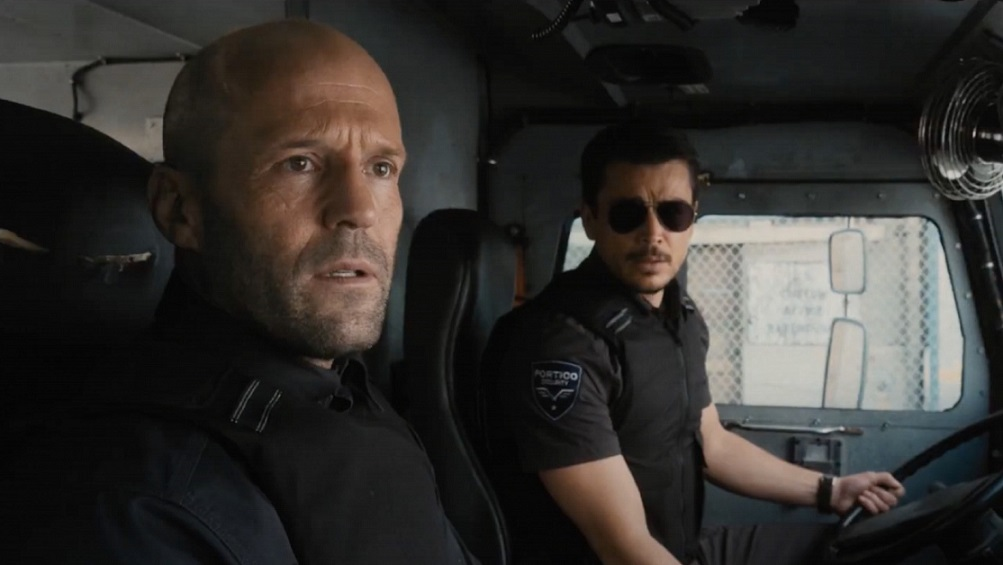 Mean Statham leads 'Wrath of Man' - Knox County VillageSoup